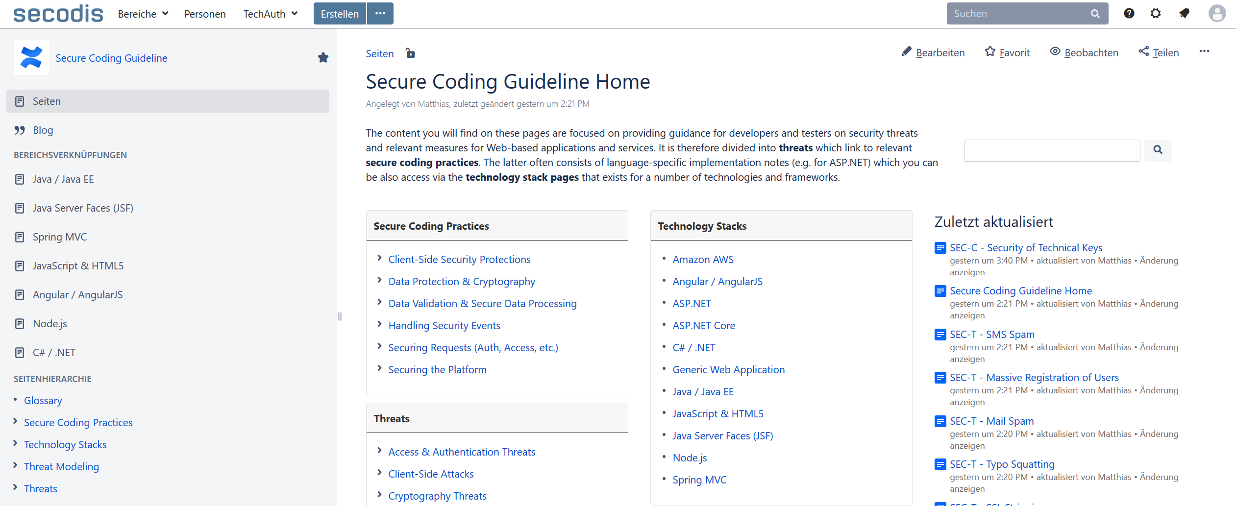 2018-11-23 14_26_11-Secure Coding Guideline Home - Secure